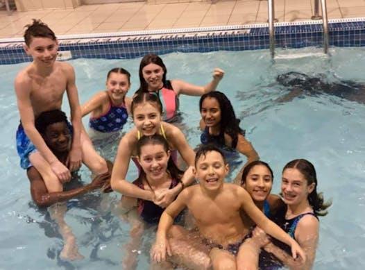 diving fundraising - 2020-21 KWDC team