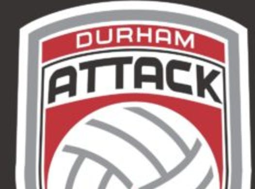volleyball fundraising - Durham Attack - B15U Venom