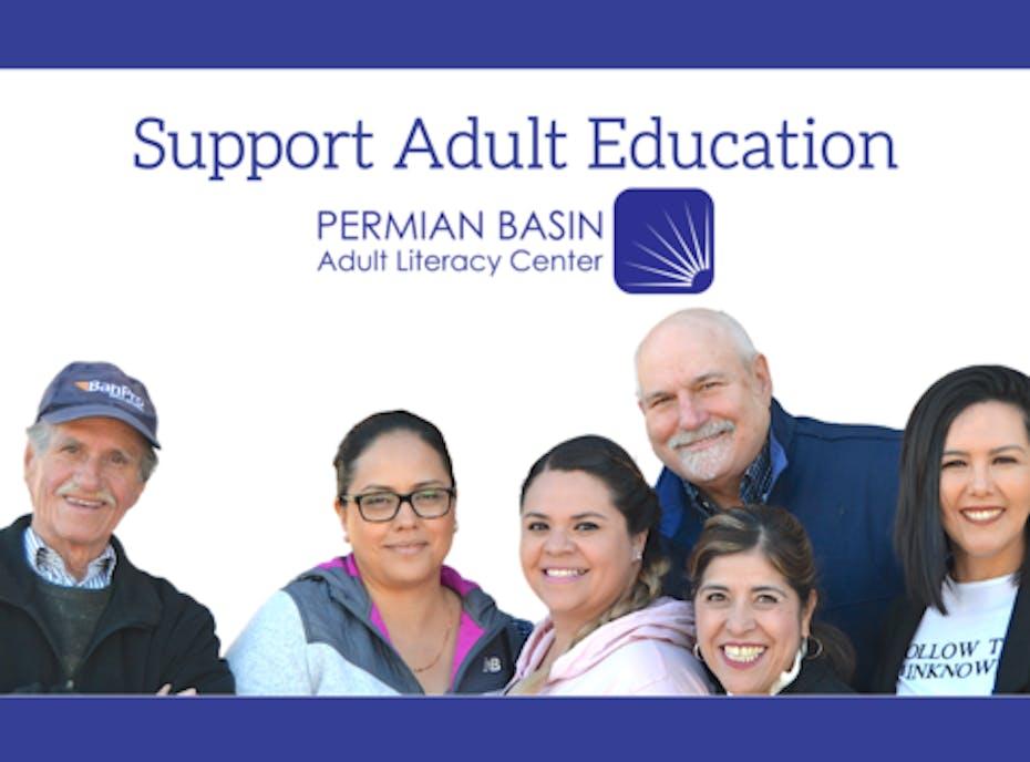 Permian Basin Adult Literacy Center Fundraiser