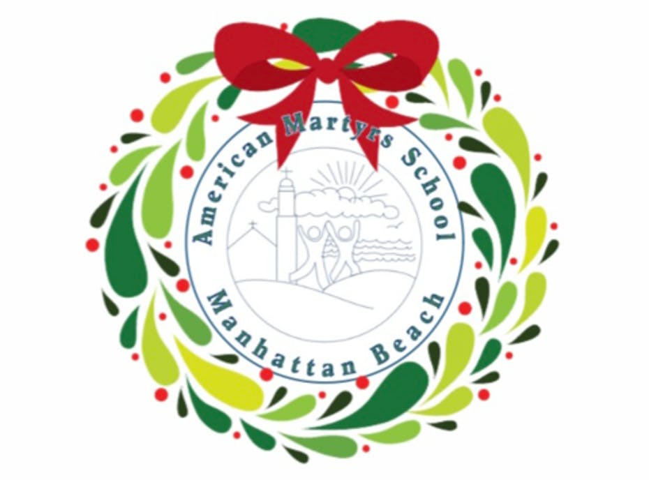 American Martyrs School AMPA Holiday Decor Fundraiser 2020