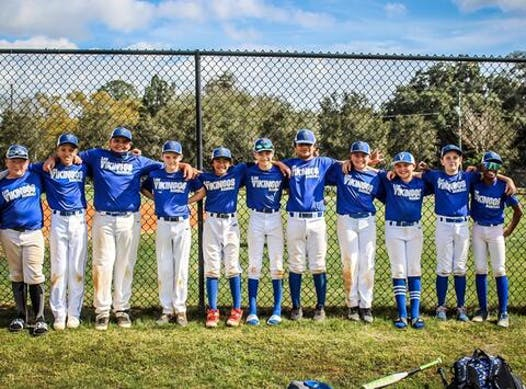 baseball fundraising - Vikings 12U