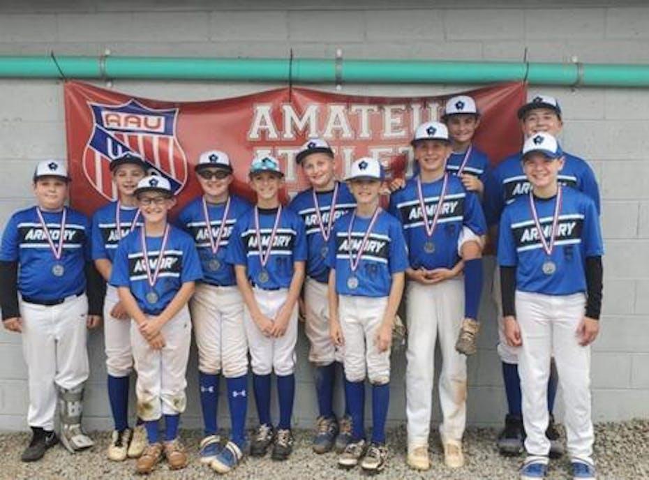12u Armory Baseball