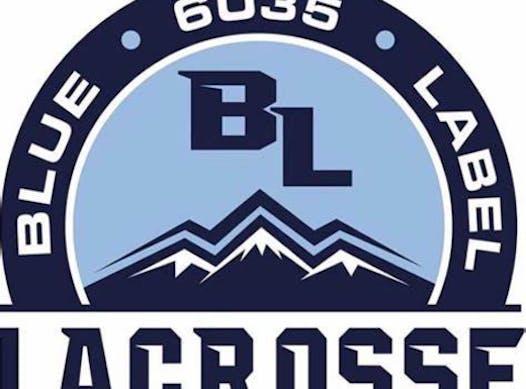 lacrosse fundraising - Blue Label