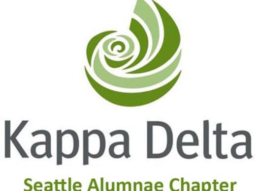 fraternities & sororities fundraising - Seattle Kappa Delta Sorority Alumnae Chapter
