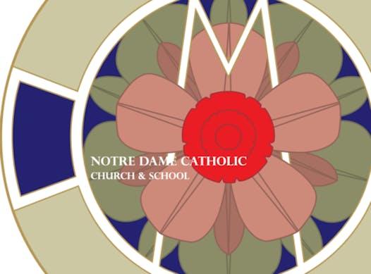 elementary school fundraising - Notre Dame Catholic School