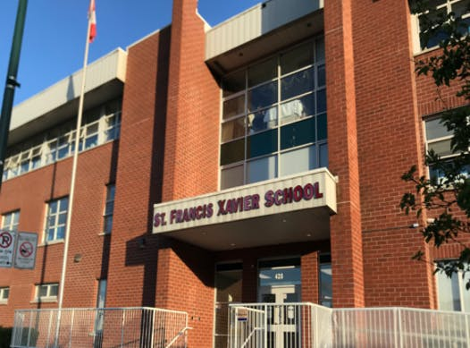 elementary school fundraising - SFX PTA (Vancouver)