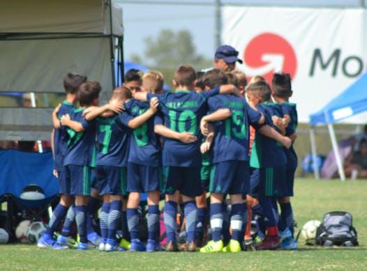 soccer fundraising - OEFC 09 Boys