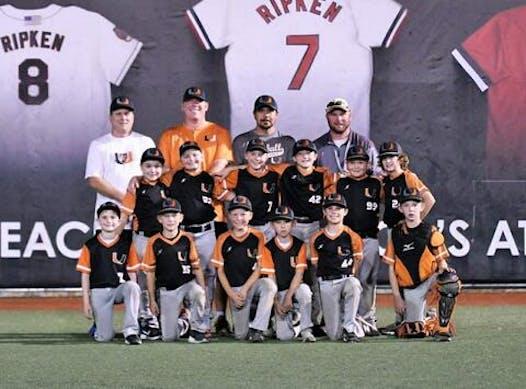 baseball fundraising - Baseball U PA 9U-12U