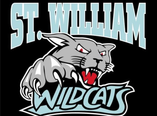 elementary school fundraising - St. William  WILDCATS