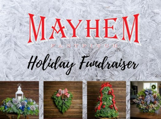 softball fundraising - Mayhem Fastpitch