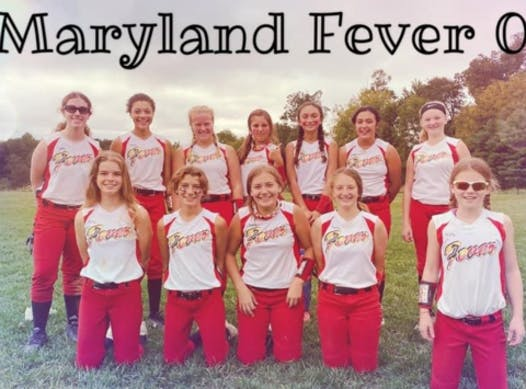 softball fundraising - MARYLAND FEVER SOFTBALL 2007-DUIGNAN