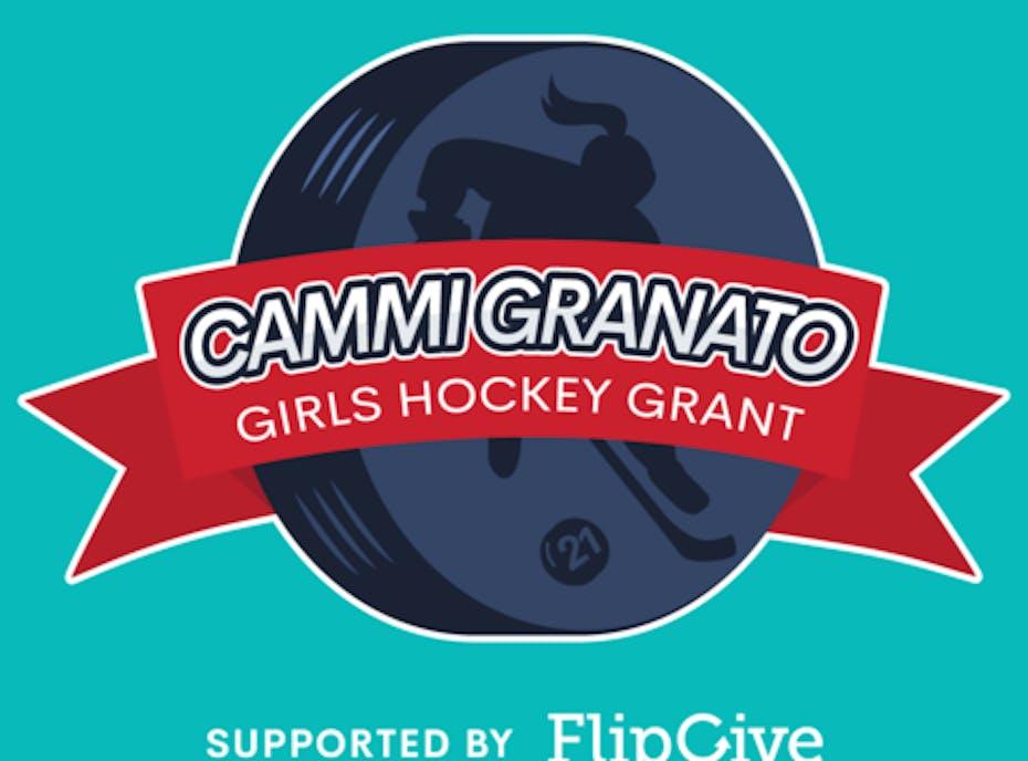 Cammi Granato Girls Hockey Grant