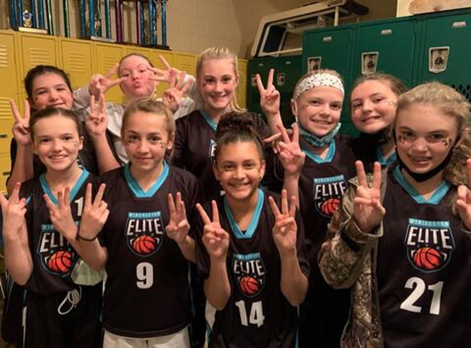 6th Grade Girls - Spring / Summer 2021