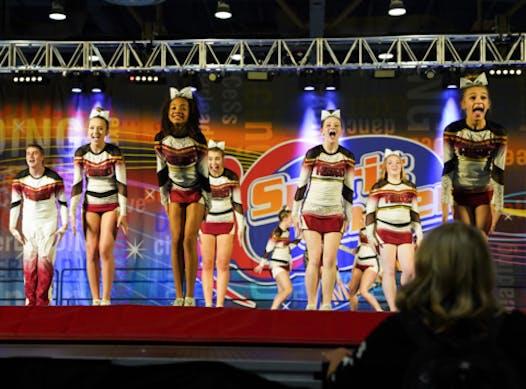 cheerleading fundraising - Hero Nation Booster Club
