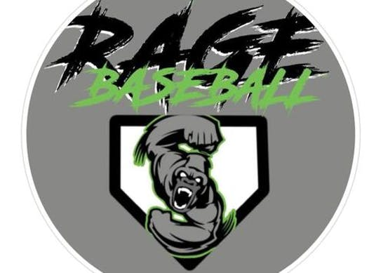 baseball fundraising - Bentonville Rage