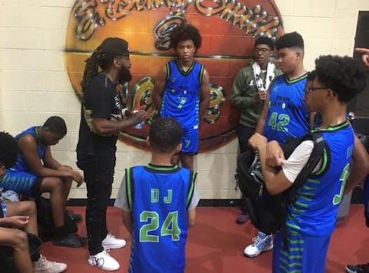 basketball fundraising - Team ATL