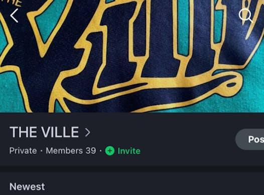 football fundraising - The Ville 8u