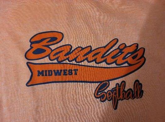 softball fundraising - Midwest Bandits Softball
