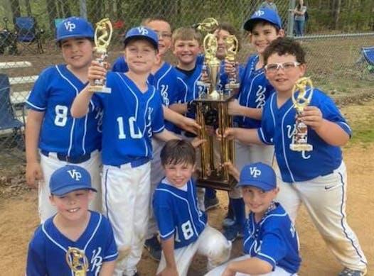 baseball fundraising - Va Peninsula Baseball Club