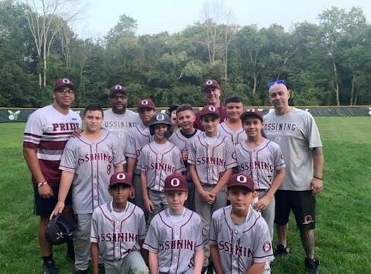 baseball fundraising - Ossining Pride 12U