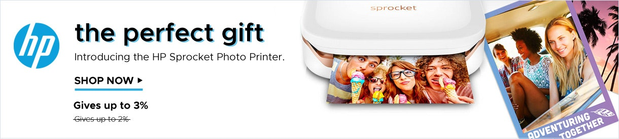 HP Sprocket USA
