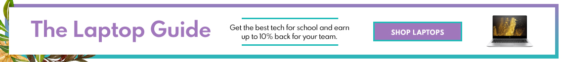 Back to school desktop banner no cta laptop