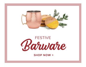 Hgg 3 barware