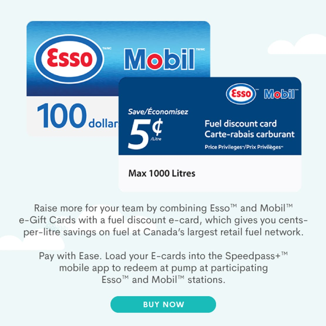 Driventoplay esso right