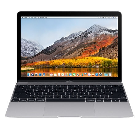 Macbook select space gray 201706