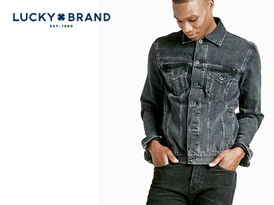 Lucky brand 400 x 300