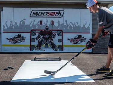 400x300 hockeyshot crowdgoeswild shooting tarp