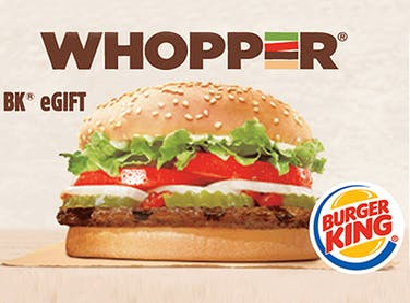 Burger king 400 x 300