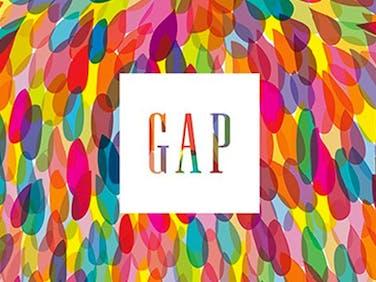 Gap 400 x 300