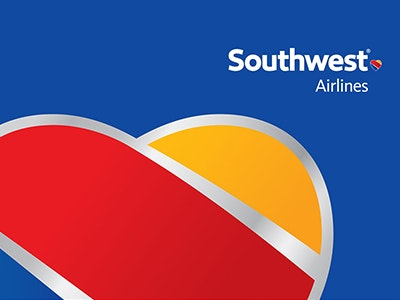 Southwest airlines 400 x 300