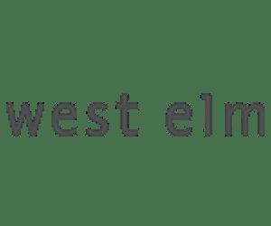 West elm 125 x 150