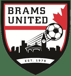 Brams United Soccer Club Logo