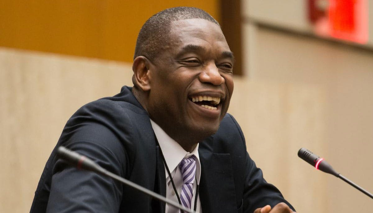 NBA Legend Dikembe Mutombo Invests In FlipGive