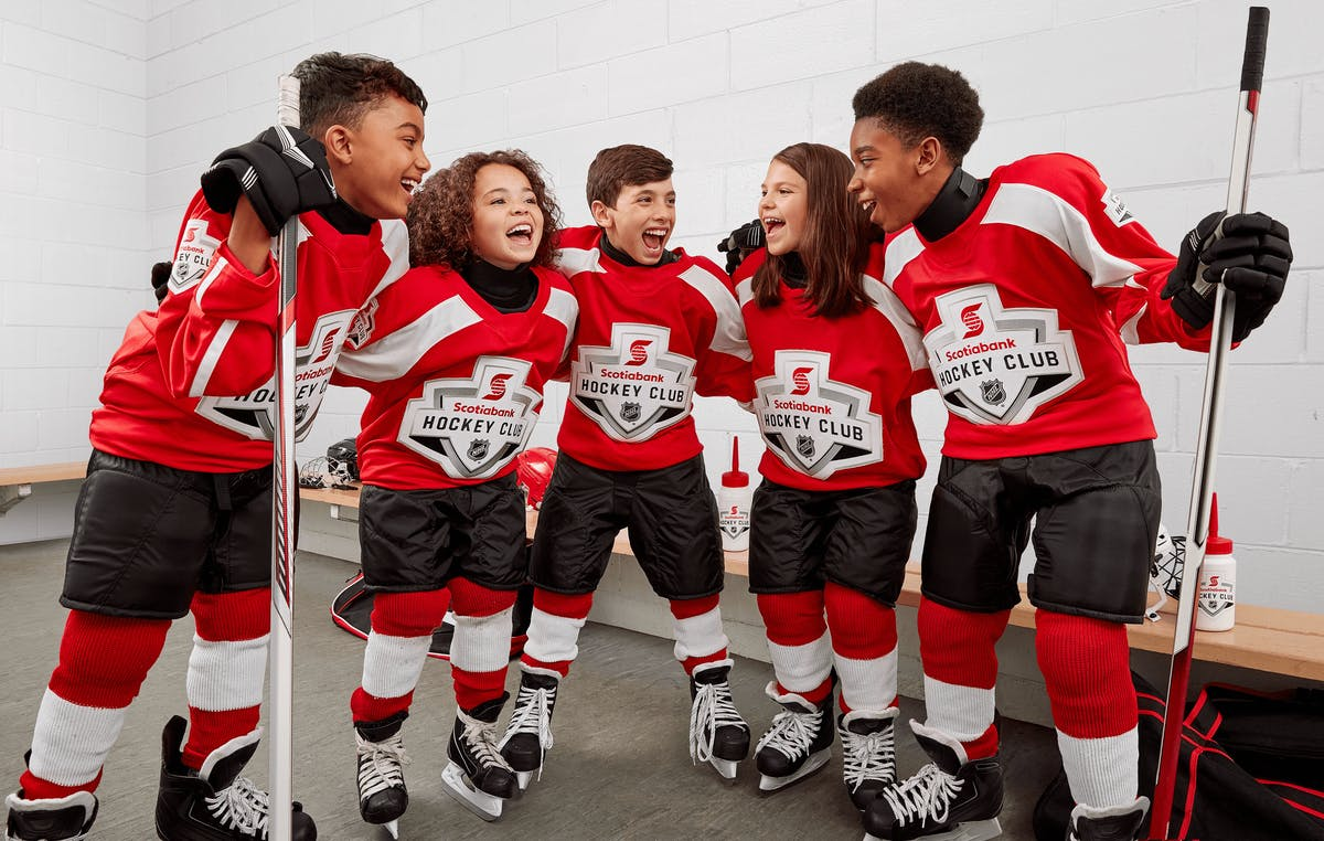 FlipGive Collaborates With Scotiabank to Provide Kids' Community Hockey Teams With an Online Fundraising Tool