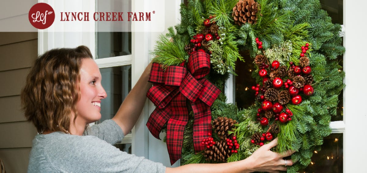 Fresh Holiday Fundraising Lynch Creek Farm