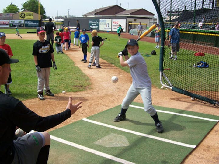 Three Baseball Hitting Drills to Practice From Home