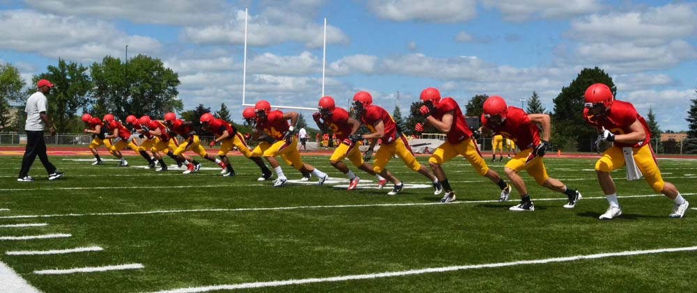 Youth Football Drills to Practice at Home