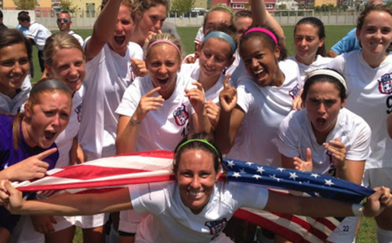 Deaf Woman's National Soccer Team Uses FlipGive to Shop Their Way to the World Cup