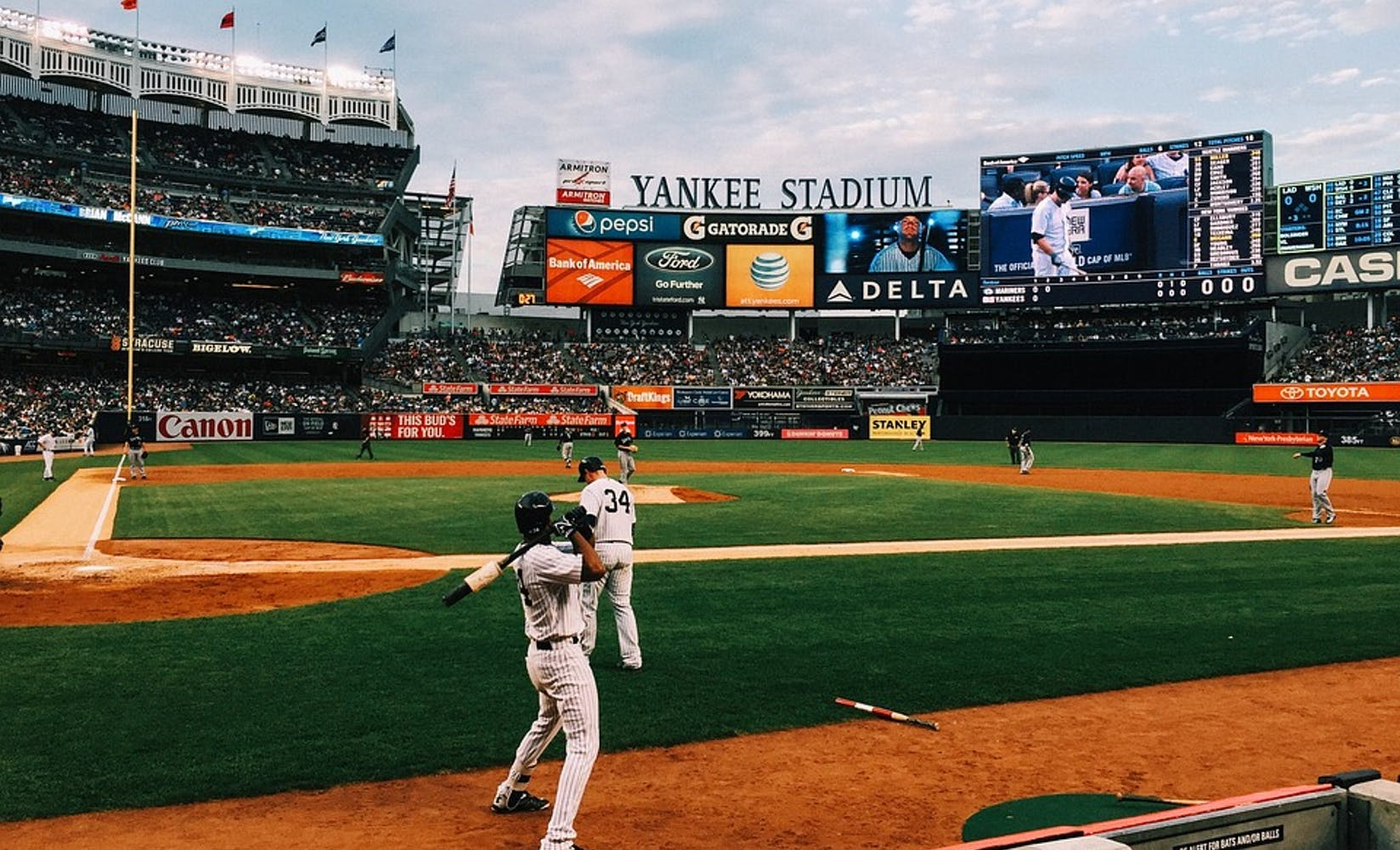 Baseball field 1081692 960 720