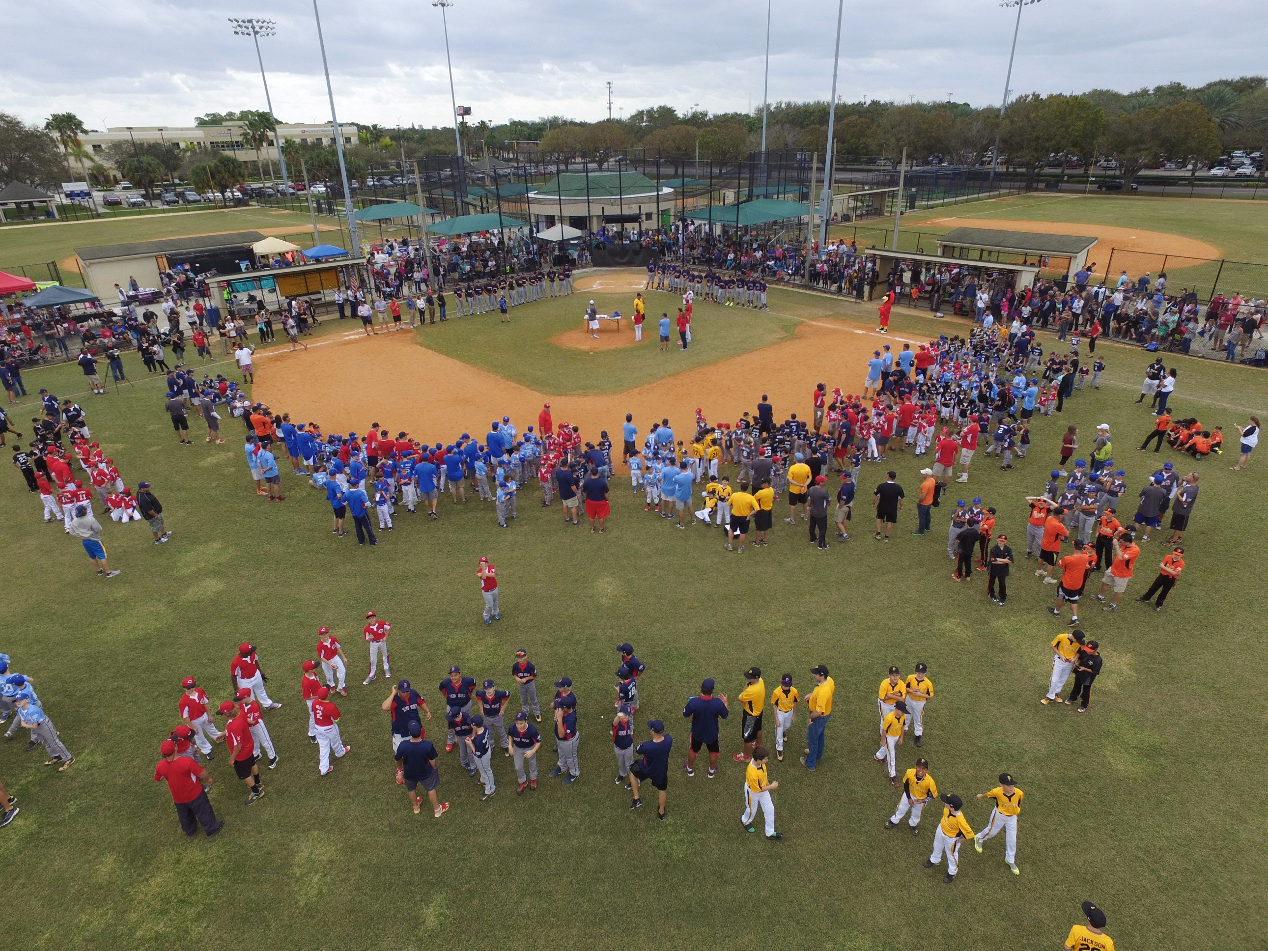 Youth Baseball Opening Day! What The Sport Means To Thousands of Kids Around The Country