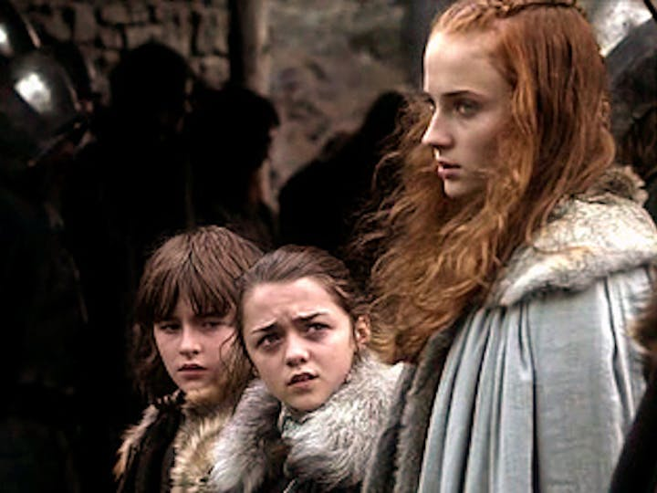 10 Classic Mom Moments, As Told By Game Of Thrones