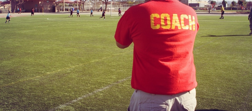 Six Ways  To Talk To Your Kid's Coach