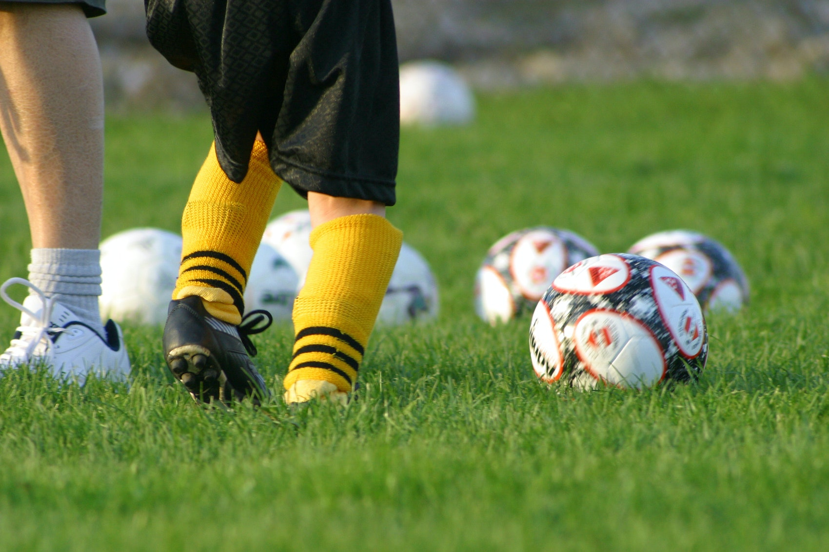 The 3 Best Soccer Passing Drills