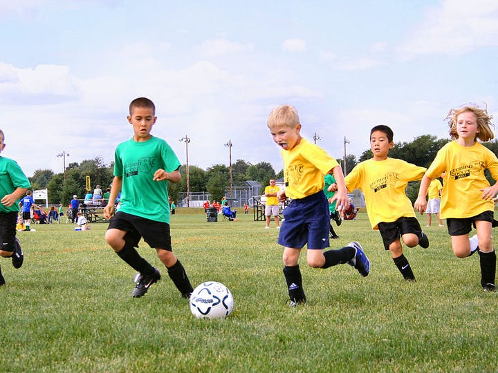 The 3 Best Soccer Shooting Drills