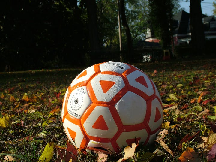 3 Soccer Drills to Practice at Home