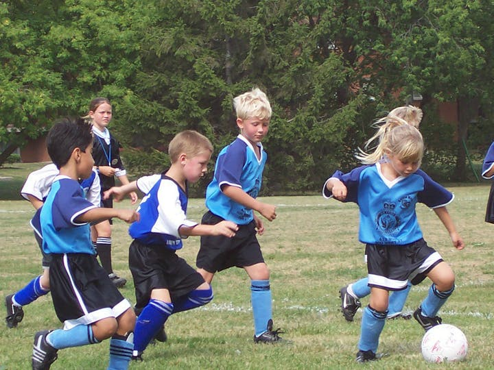 5 Soccer Games For Kids